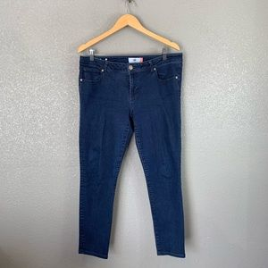 CAbi cropped skinny jeans 12